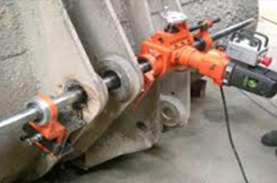 Excavator Bucket Repairs, Stick Extensions, Pin Kits, Line